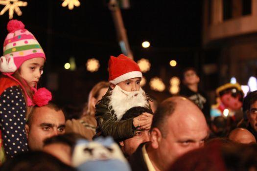 PALESTINE - CHRISTMAS - RELIGION
