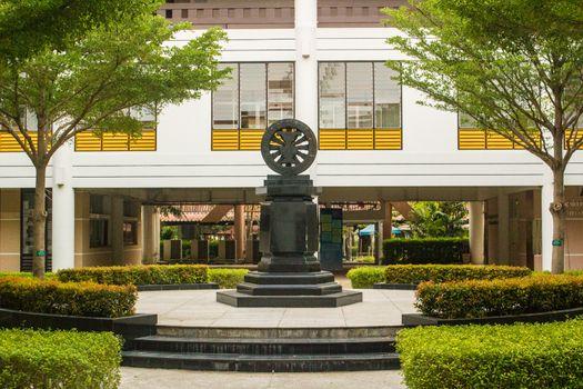 Dhamma Icon, Thammasat University, Thailand