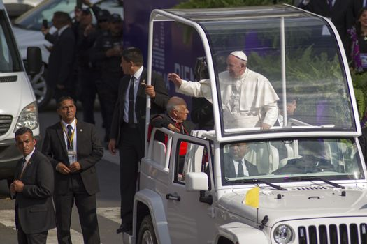 MEXICO - POPE - VISIT