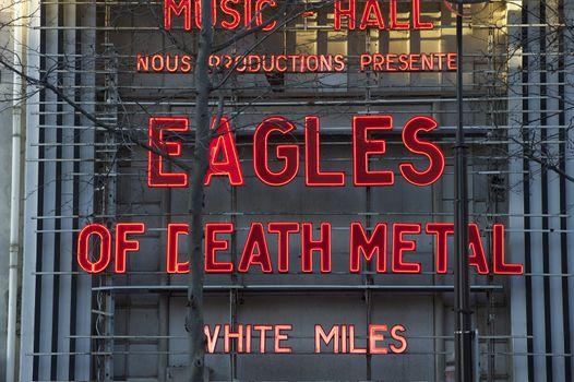 FRANCE-PARIS-EAGLES OF DEATH METAL-SURVIVOR