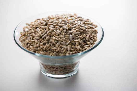 Bowl of seed