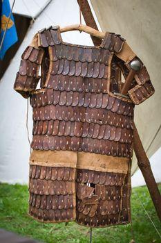 Slavic leather armor