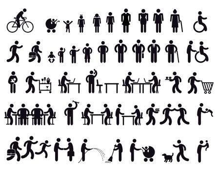 people Pictogram