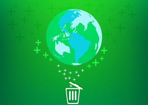 Save world with bin concept
