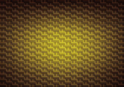 shape vertical and horizontal texture gold