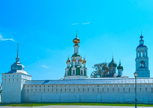 White Monastery near Yaroslavl