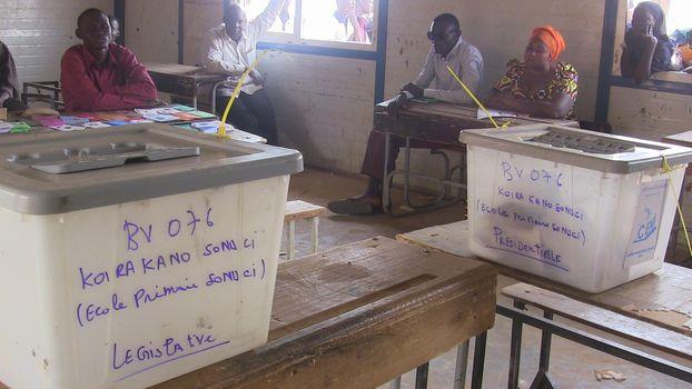 NIGER-ELECTION-POLITICS- PRESIDENT