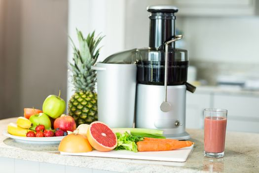 Preparation for doing smoothie