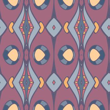 Abstract ornament pattern. kaleidoscope effect.