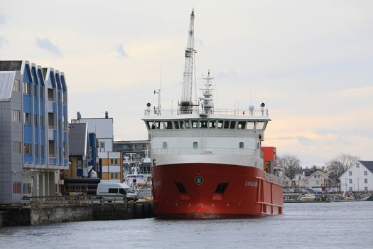 MS Svealand ble bygget ved Moen Slip AS i Nærøy og var ferdigstilt i juni 2008. Den ble forlenget ved Vaagland Båtbyggeri AS våren 2014. Fartøyet er et Cargo-/Containerskip med dødvektkapasitet på ca. 2100 tonn. Skipet er tegnet av Polarkonsult AS, Harstad.
