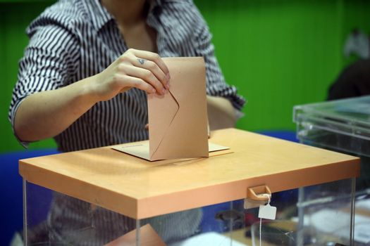 SPAIN - ASTURIAS - GENERAL ELECTION