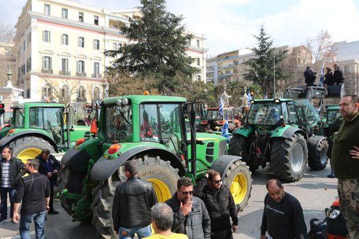 GREECE - THESSALONIKI - PROTEST