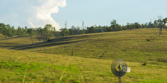 Beautiful countryside near Mount Walker in Queensland, Australia