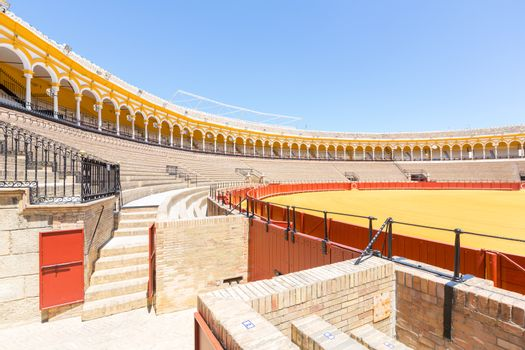 bullfight arena stadium