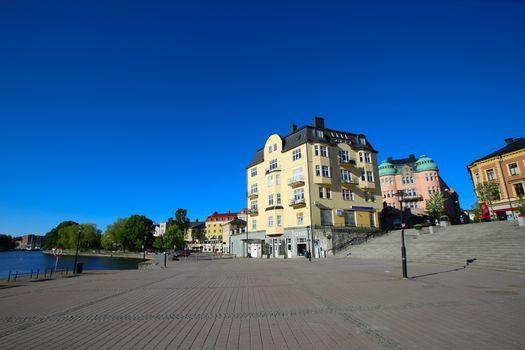 Town of Sodertalje, Sweden