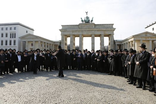 EUROPE - RELIGION - RABBIS