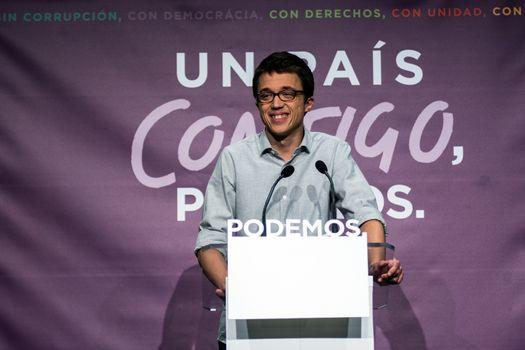 SPAIN - GENERAL ELECTION - PODEMOS