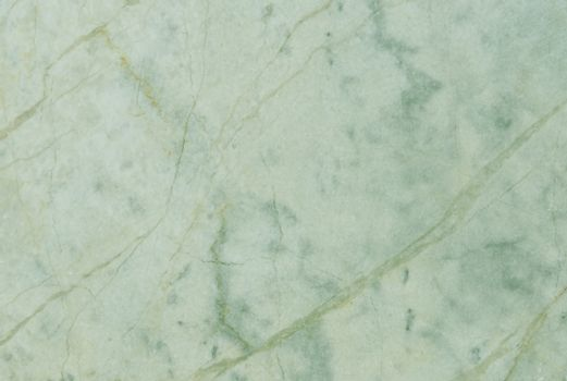 Old green marble patterned texture background (natural color)