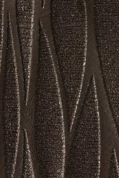Bronze metallic leather texture