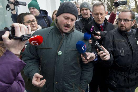 SLOVAKIA - BRATISLAVA - ELECTIONS
