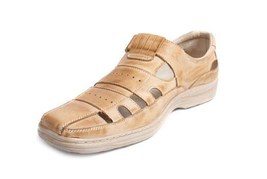 One sandal