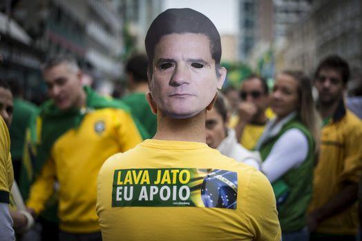 BRAZIL - PROTEST - CORRUPTION - GOVERNMENT