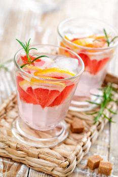 grapefruit drink