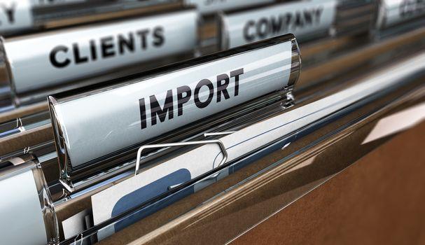Import Merchandise