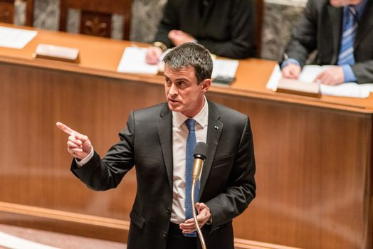 FRANCE - POLITICS - GOVERNMENT - ASSEMBLY