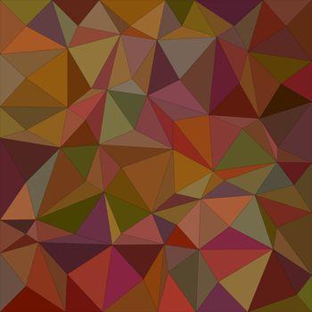 Irregular triangle mosaic background design