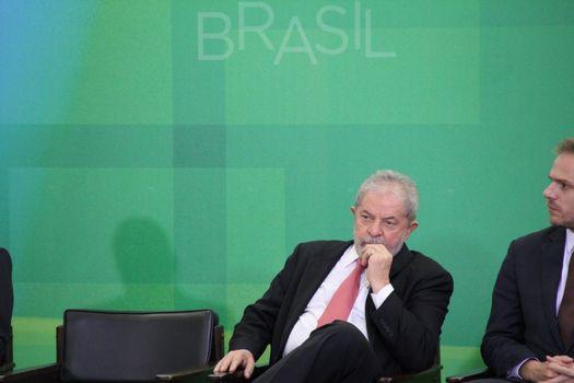 BRAZIL-BRASILIA-SILVA APPOINTMENT