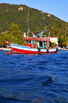 asia   the bay kho tao  isle white    china sea