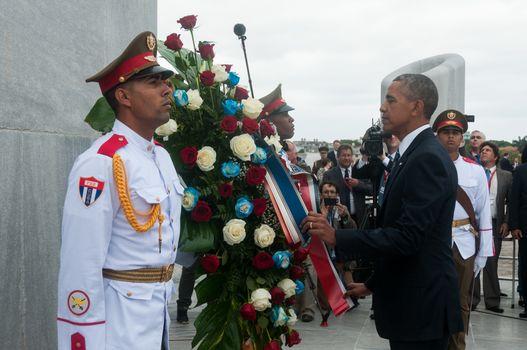CUBA-HAVANA-PRESIDENT OBAMA VISIT
