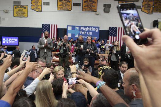 USA - POLITICS - ARIZONA - ELECTION