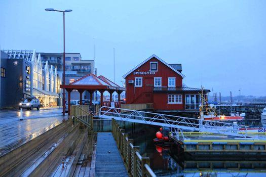 Gjestebrygge i Brønnøysund