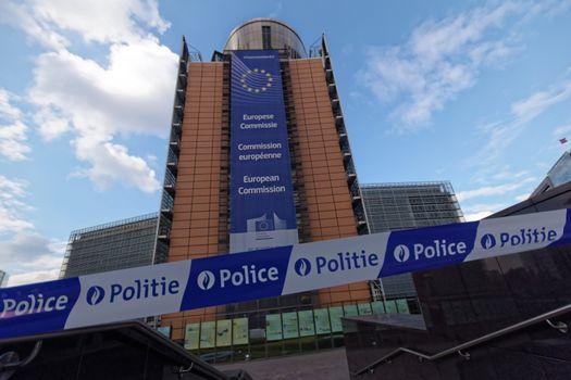 BELGIUM - TERROR - ATTACK