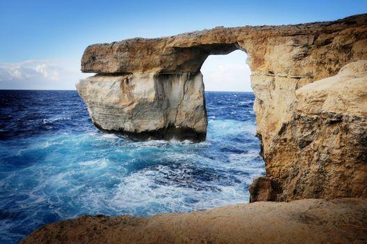 The Azure Window, Island of Gozo