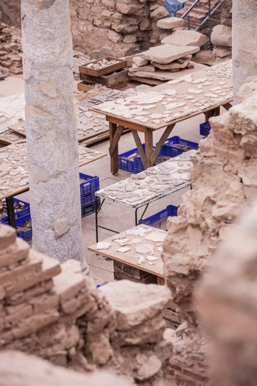 Archeological Reconstruction Work