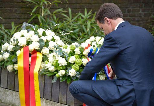 NETHERLANDS-THE HAGUE-BRUSSELS ATTACK VIGIL