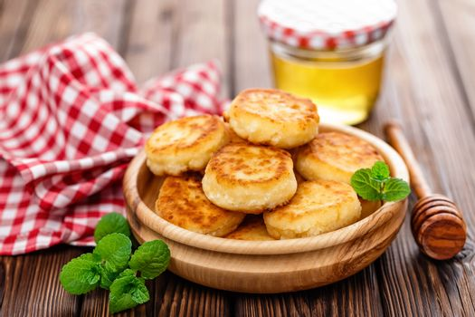 curd fritters