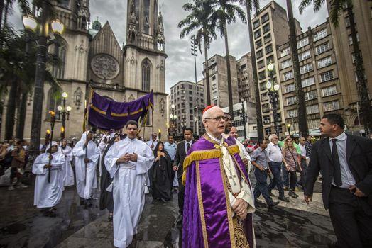BRAZIL-SAO PAULO-GOOD FRIDAY