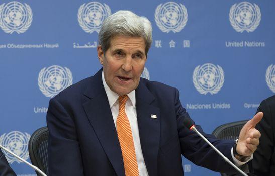 UNITED STATES - NEW YORK - UNITED NATIONS PRESSER