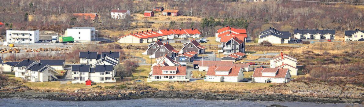 Boliger i og utenfor Brønnøysund - Her fra klaumarka