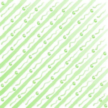 watercolor stripes and dots background