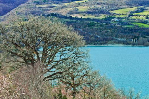 Italian natural landscape