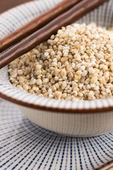 raw pearl barley