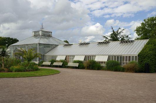 Palm House in Gothenburg Sweden