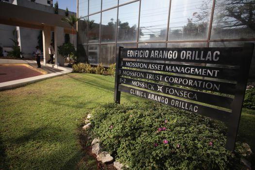 PANAMA-PANAMA CITY-MOSSACK FONSECA SCANDAL