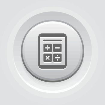 Earnings Calculator. Business Icon