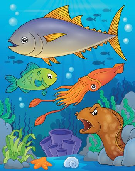 Ocean fauna topic image 6